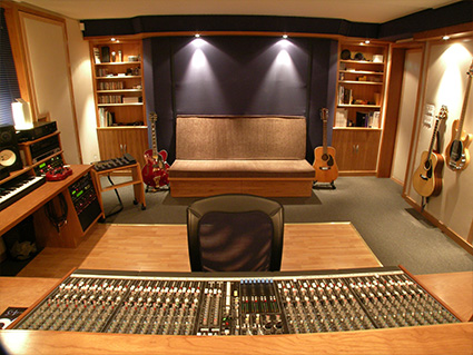 Pleasing Audio Space Accoustics Consulting Largest Home Design Picture Inspirations Pitcheantrous